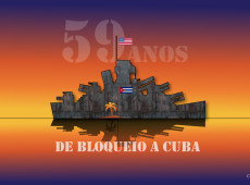 Conde e Carvall: Score! 59 anos de bloqueio a Cuba