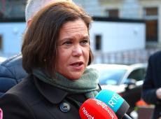 Partido de esquerda, nascido do antigo IRA, lidera apuração na Irlanda