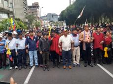 O verdadeiro significado de comunidade indígena que inspira a resistência no Equador