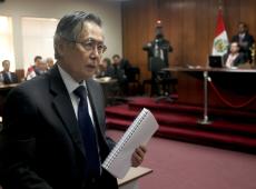 Ex-ditador do Peru Alberto Fujimori se recusa a pagar reparação civil determinada pela Justiça
