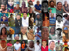 As faces e as histórias de 100 indígenas vítimas da Covid-19 e de um governo genocida