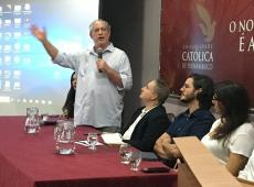 Em Recife, entre palavrões e bate-bocas, Ciro Gomes fala tudo o que pensa sobre o Brasil