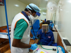 Coronavírus: Índia bate recorde mundial de mortes em 24h