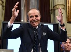 Ex-presidente argentino Carlos Menem morre aos 90 anos
