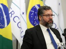 Chanceler da Venezuela rebate Ernesto Araújo: 'Falo com fatos, não com relatos ideológicos'