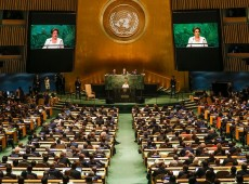 Leia íntegra do discurso da presidente Dilma Rousseff na 70a Assembleia Geral da ONU