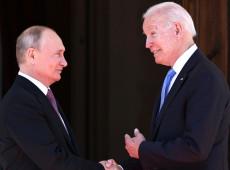 Biden e Putin se reúnem em Genebra, no 1º encontro desde posse de presidente dos EUA