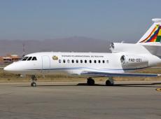 Força Aérea da Bolívia nega viagens de avião presidencial ao Brasil após golpe que derrubou Evo