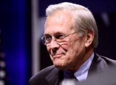 Ex-secretário de Defesa dos EUA Donald Rumsfeld morre aos 88 anos