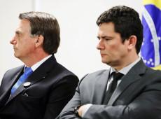 Após rompimento com Moro, mais da metade dos brasileiros apoia destituição de Bolsonaro