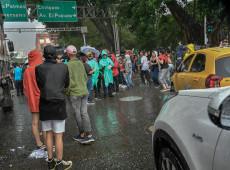 Em sete dias, Colômbia registra mais de 1.700 casos de violência policial contra manifestantes