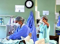 """Enfermeiros de Manaus: """"É terrível! Estamos tendo de escolher quem vai respirar ou não"""""""