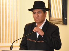 Governo da Bolívia anuncia auditoria da OEA nas eleições do país