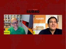 SUB40 - Andrés Arauz: Lawfare contra Rafael Correa segue mesma receita e narrativas de Brasil e Argentina