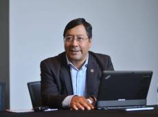 Evo Morales anuncia Luis Arce, seu ex-ministro da Economia, candidato à presidência da Bolívia