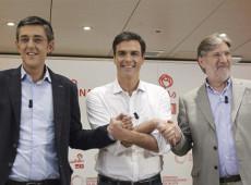 Socialista Pedro Sánchez é eleito novo líder da oposição na Espanha
