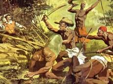 O quilombo, símbolo de rebeldia contra a escravidão