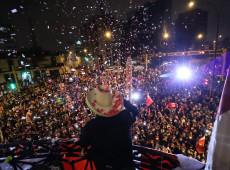 Com 100% apurados, Castillo vence segundo turno e é eleito presidente do Peru