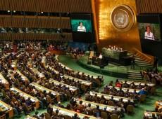 Dilma na ONU: 'É absurdo impedir livre trânsito de pessoas', diz presidente na Assembleia Geral