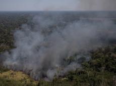 """Amazônia em Chamas: """"Tudo que vai queimar está pela frente"""", diz pesquisador do INPE"""