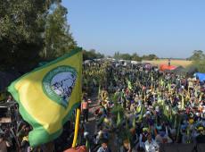 Índia: Protesto de agricultores contra governo é reprimido pela polícia