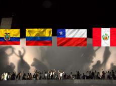 Exemplo para América Latina, Chile mostra que é possível barrar neoliberalismo cruel de Equador, Peru e Colômbia