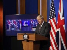 Em ameaça à China, EUA, Austrália e Reino Unido anunciam acordo militar no Pacífico