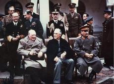 Hoje na História: 1945 - Conferência de Yalta pressagia a Guerra Fria