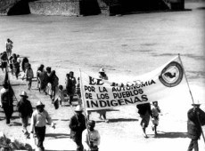 Associação binacional de indígenas expressa sua oposição à visita de AMLO à Casa Branca