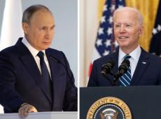 Primeira reunião entre Joe Biden e Vladimir Putin é marcada para 16 de junho