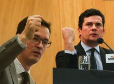 A milícia judicial de Sérgio Moro e Deltan Dallagnol é publicamente desmascarada