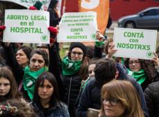 Argentina pode se tornar quarto país na América Latina a legalizar o aborto