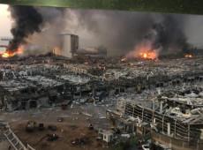 Desastres fatais: 5 acidentes com nitrato de amônio semelhantes ao de Beirute