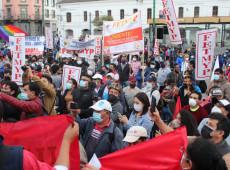 Equador: Movimentos populares protestam contra aumento do combustível
