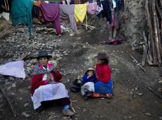 Fome no Peru revela contraste perverso, cheio de injustiças e iniquidades do neoliberalismo