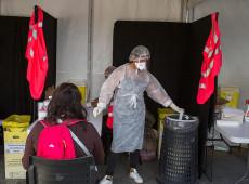 França ultrapassa marca de 100 mil mortes em decorrência da covid-19