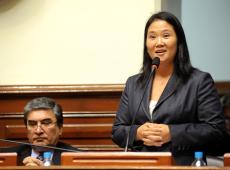 Justiça do Peru ordena prisão de filha do ex-ditador Alberto Fujimori