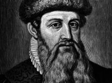 Hoje na História: 1468 - Morre Johannes Gutemberg, o inventor da imprensa