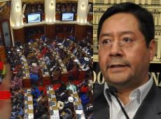 """Por ampla maioria Câmara da Bolívia diz não ao FMI e rejeita """"decreto supremo"""" de Áñez"""