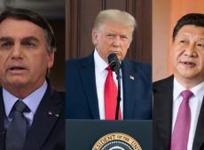 Os discursos de Bolsonaro, Trump e Xi Jinping: embuste, arrogância e esperança