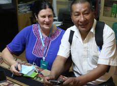 Houve uma tentativa desesperada de afetar crescente respaldo por Lucho, diz boliviana