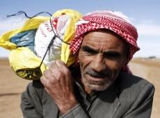 Fugindo de Kobani: alívio e culpa
