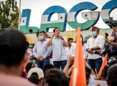 Equador: Arauz acusa Lasso de conduzir 'campanha suja' contra sua candidatura