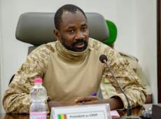 Presidente interino do Mali é vítima de tentativa de assassinato com faca