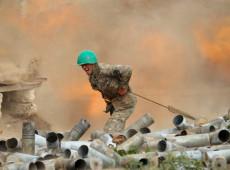 Entenda o conflito armado entre Armênios e Azeris, o maior já registrado em Cáucaso do Sul