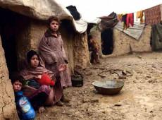 Afeganistão à beira da miséria: 10 mi de crianças podem morrer de desnutrição