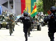 Direita tenta reeditar golpe na Bolívia com fraude, violência ou suspensão das eleições
