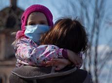 Criminoso: 37 crianças imigrantes infectadas com Covid-19 em abrigos de Chicago