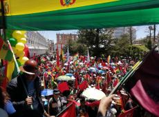 Direita religiosa entrou nos protestos na Bolívia de forma oportunista, diz pesquisadora