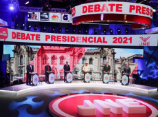 Eleições no Peru: Salvo Verónika Mendoza, debates entre candidatos à presidência decepciona peruanos